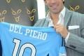 Alex Del Piero e quell'esultanza che non tramonta mai