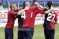 Unione e orgoglio: un Cagliari da incorniciare